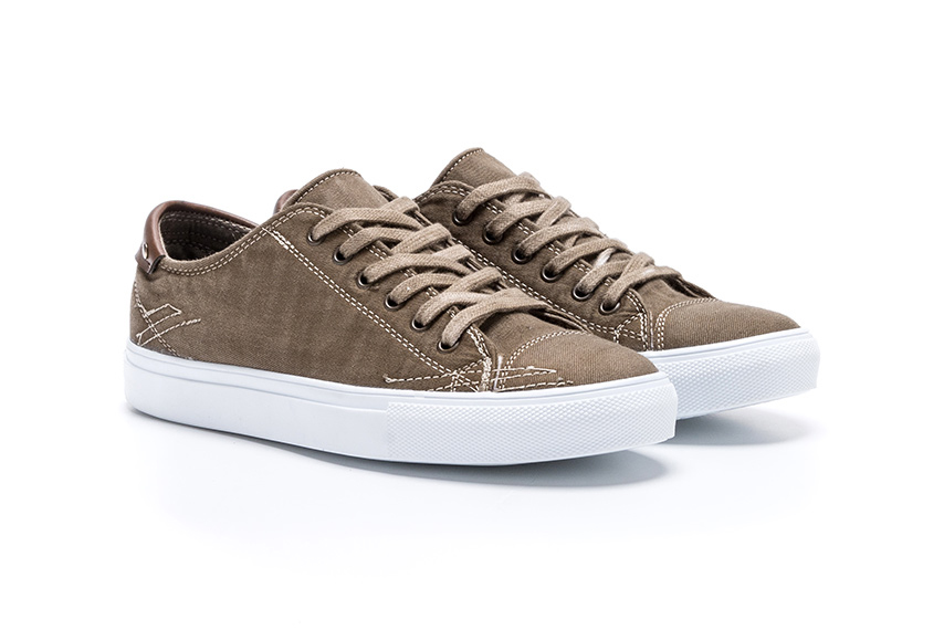 Ares Leinenschuhe - Sand Farbe