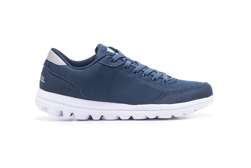 Drexel Walker Sports Shoes - Navy