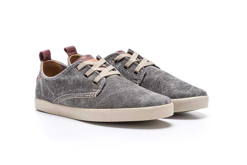 THOR Linen Shoes - Gray